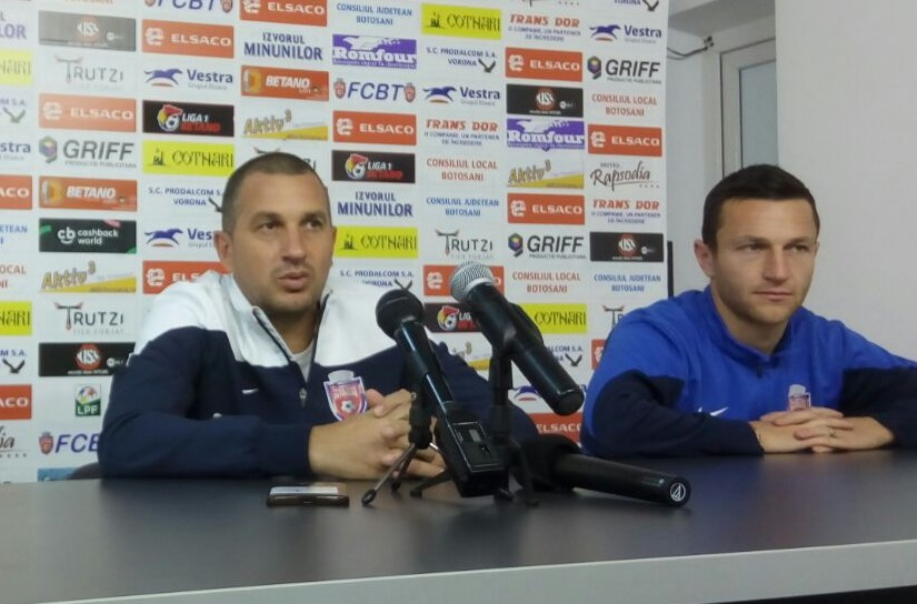 costel enache la conferinta de presa FC Botosani