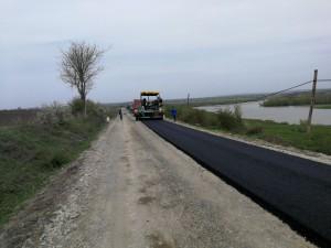 asfaltare DN 24 C Manoleasa Radauti-Prut , stiri, botosani