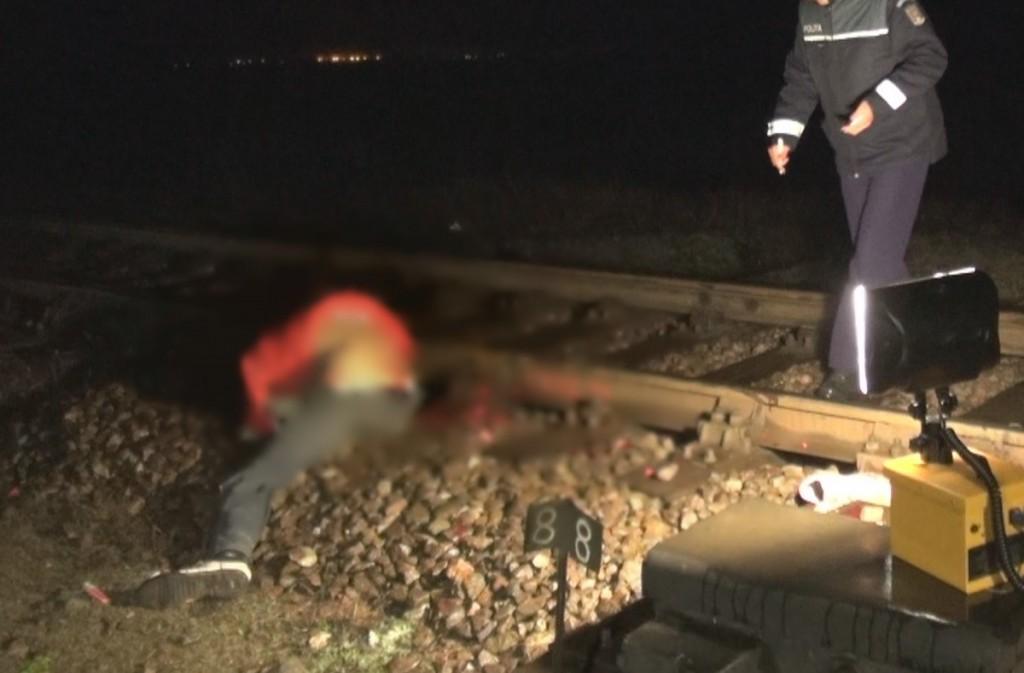 accident feroviar, calcat de tren, stiri, botosani