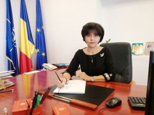 Doina Federovici- senator PSD Botosani