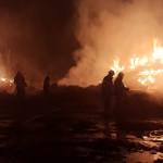 incendiu furaje, stiri, botosani, pompieri, corlateni (4)