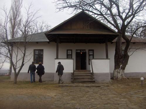 Casa Memoriala Ipotesti