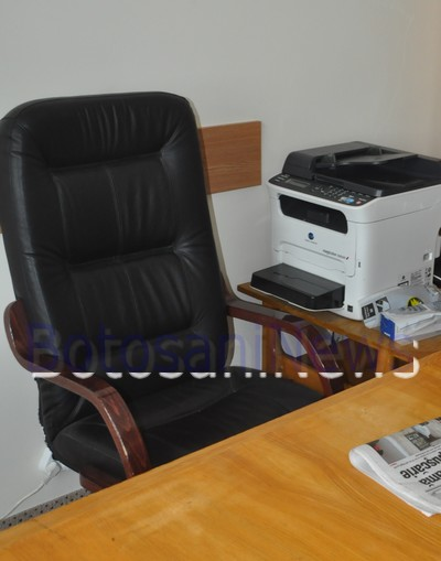 scaun gol birou vicepresedinte CJ