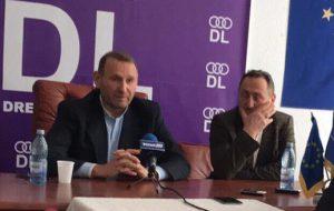Viorel Cataramă la sediul Dreptei Liberale din Botoșani
