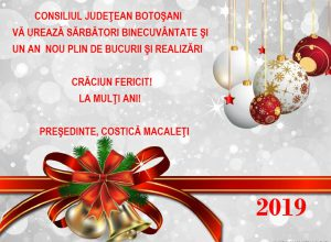 felicitare Costica Macaleti
