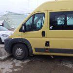 microbuz scolar, politie, stiri, botosani