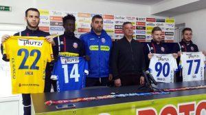 prezentare achizitii FC Botosani