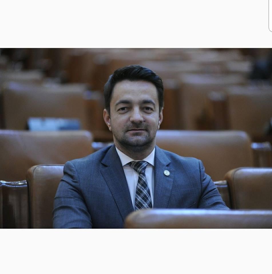 deputat Razvan Rotaru, Botosani