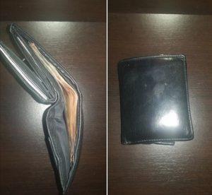 portofel cu bani gasit la Botosani