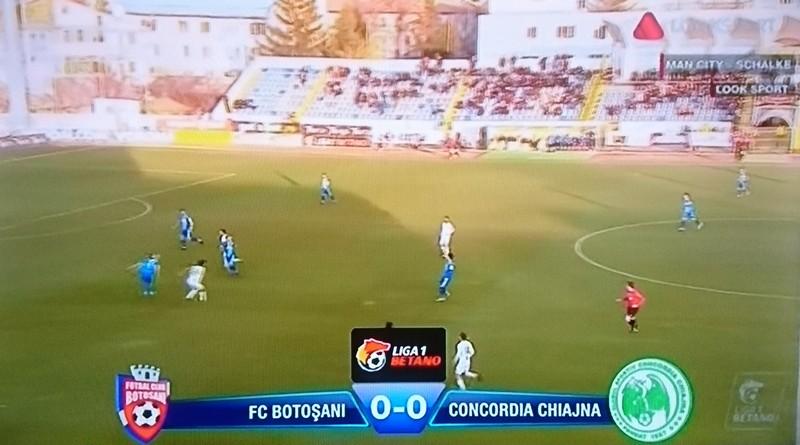 FC Botosani- Concordia Chiajna