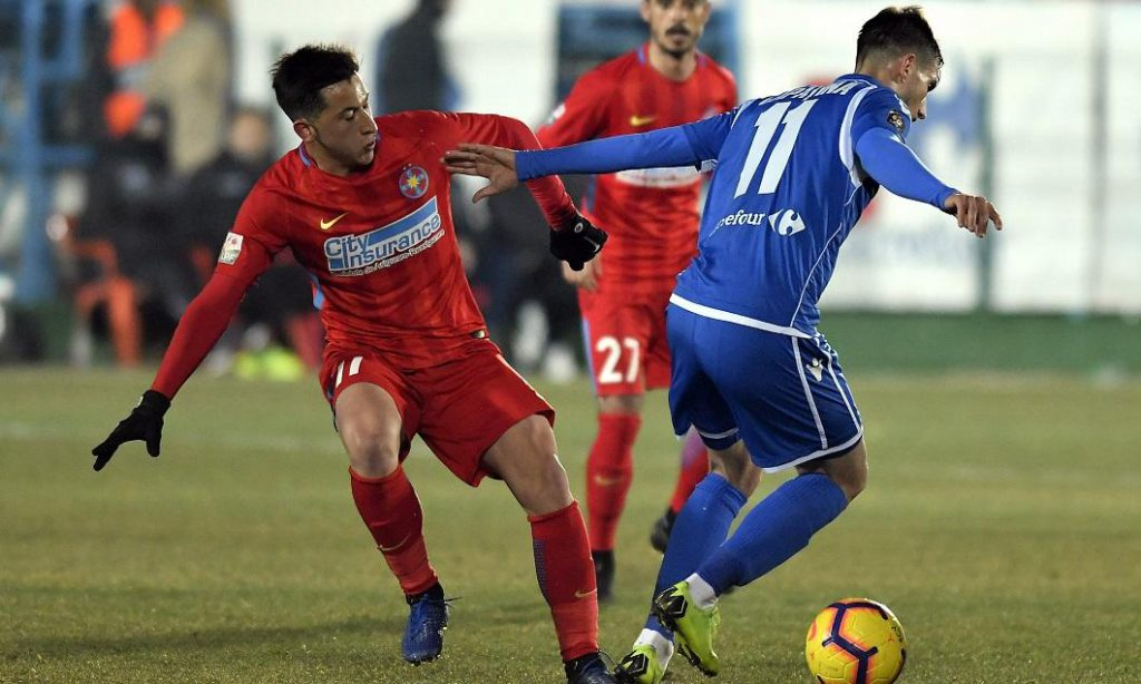 Olimpiu Morutan la FC Botosani