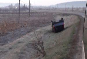 accident la Buda- Copalau din Botosani