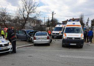 accident la Copalau - Botosani