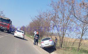 accident la Stauceni- Botosani