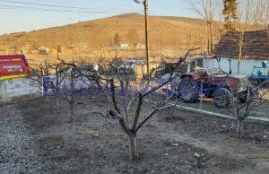 accident tractor la Botosani