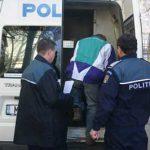 arestat- prins de politie- retinut la Botosani