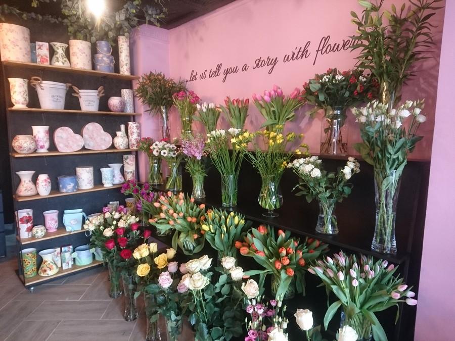 pravalia cu flori- botosani