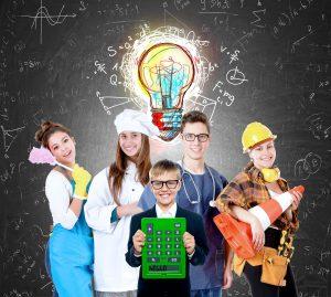 Junior Achievement România - proiect privind prevenirea abandonului scolar implementat in Botosani