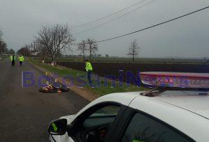 accident rutier Ionaseni- Varfu Campului- judetul Botosani