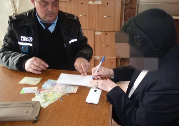 portofel gasit de Politia Locala Botosani