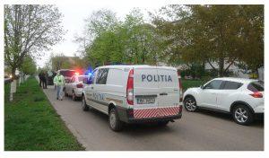 tigari de contabanda- captura facuta de Politia Botosani