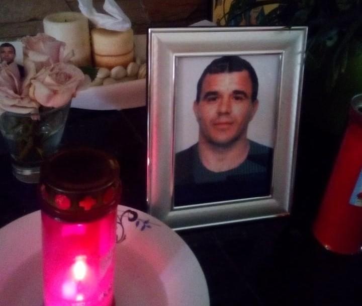 Botosaneanul Valentin Zbughin- mort in Grecia