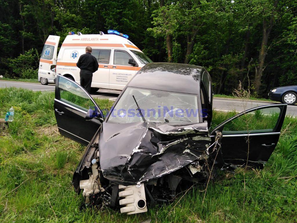 accident baisa patru masini 2