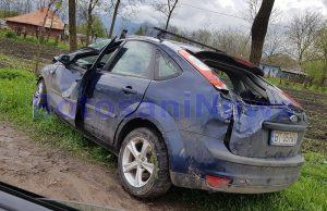 accident la Avrameni- Botosani (3)