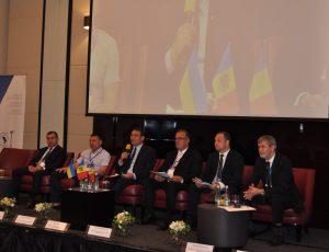 Vasile Iftime- CCIA Botosani, la forumul de la Chisinau