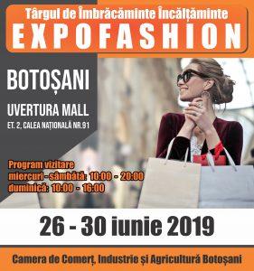 banner targ de incaltaminte- incaltaminte expofashion botosani