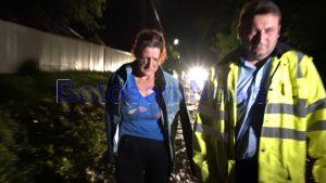 femeie retinuta pentru crima la Lunca - Botosani