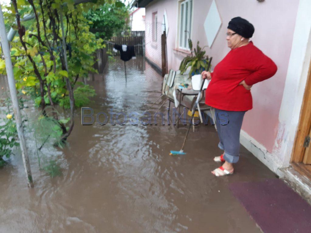inundatii botosani - dangeni