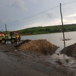 inundatii la Botosani - prajeni