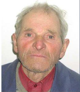 persoana disparuta la Botosani- Neculai Batca