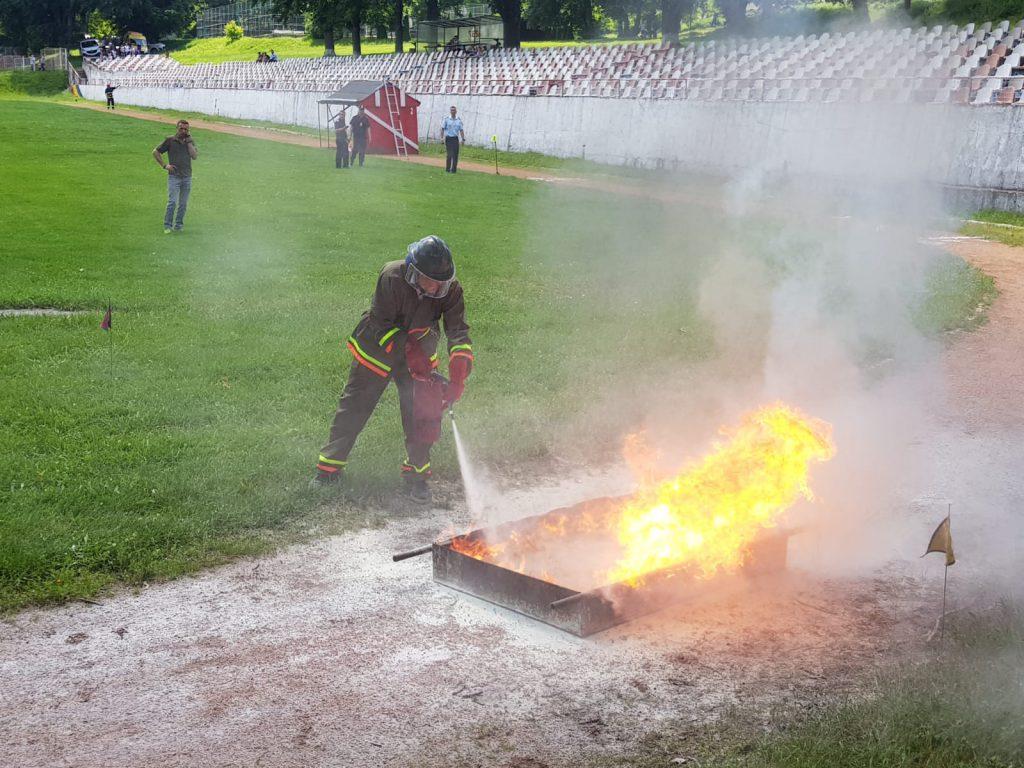 pompieri voluntari - botosani