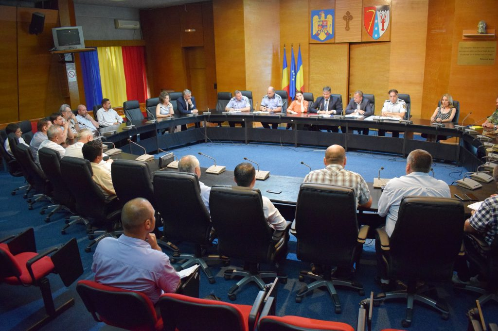 Comitetul Judetean pentru Situatii de Urgenta - Botosani