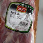 carne de rata la Carrefour Botosani