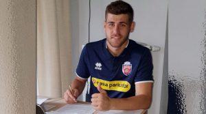 portarul Hudajet Hankic la FC Botosani