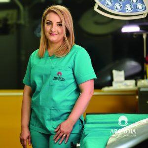 Dr. Mihaela Buna Arvinte, medic specialist Chirurgie generală, Arcadia