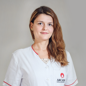 Dr. Silvia Sălceanu, medic specialist Oftalmologie, Arcadia