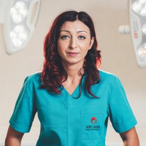 Dr. Adnana Dina Jaramani Toma, medic specialist Chirurgie Pediatrică, Arcadia